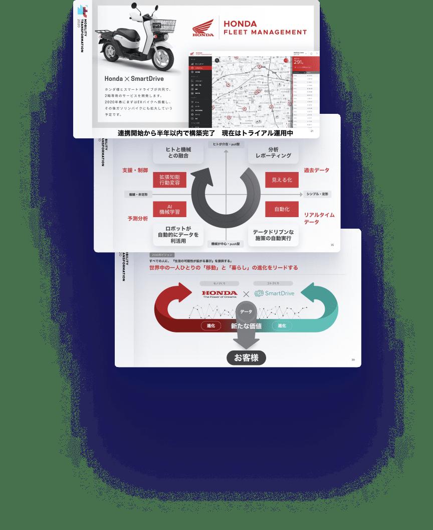 コネクテッドバイクは今後どのように活用されるのか 講義資料